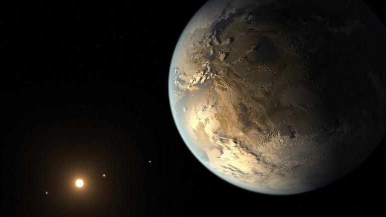 Обнаружена потенциально обитаемая планета