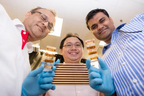 Ученые делают прорыв в области технологий солнечной энергии