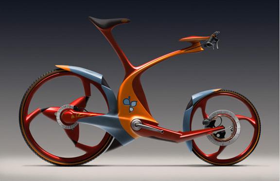 Странные и дорогие велосипеды