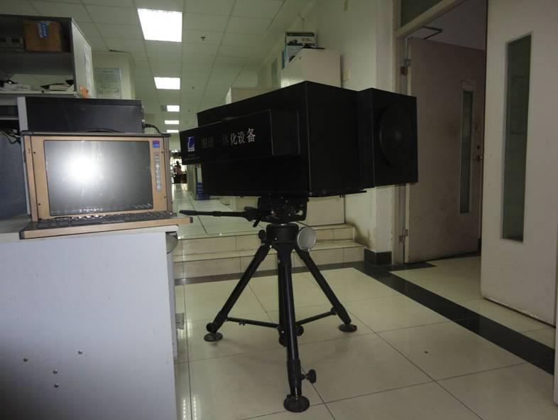 Интересный аппарат дающий способность видеть невидимое
