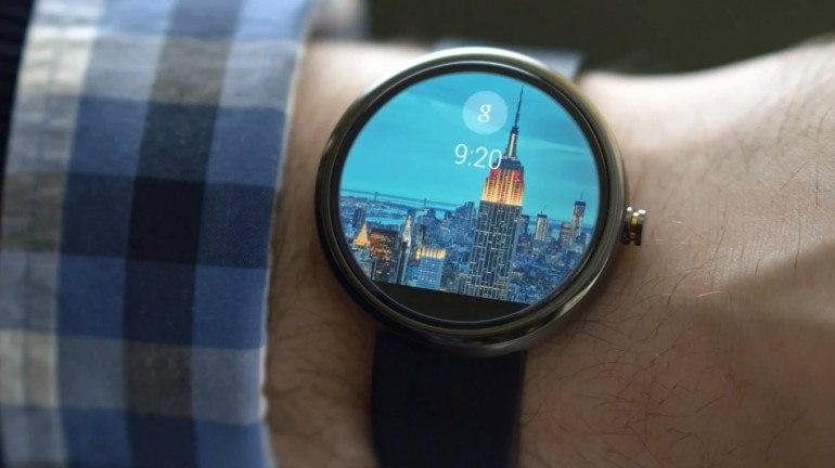 Уникальные умные часы от Google