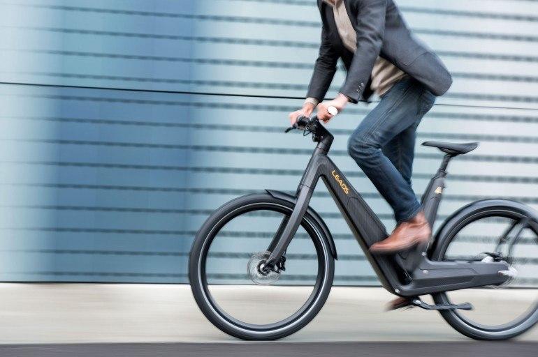 Leaos - электрический велосипед