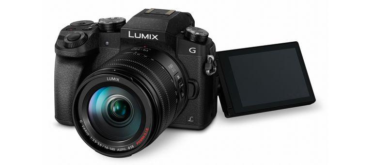 Panasonic Lumix G7 фотоаппарат с возможность снимать 4к видео