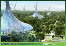 """Концепт """"Аромат Фруктового сада"""", в поддержку экологии на Земле"""