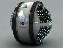 Летающий миниробот-очиститель побеждает в конкурсе Разработок Electrolux