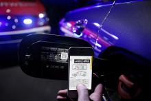 Mercedes-Benz планирует спасать жизни с помощью QR кода