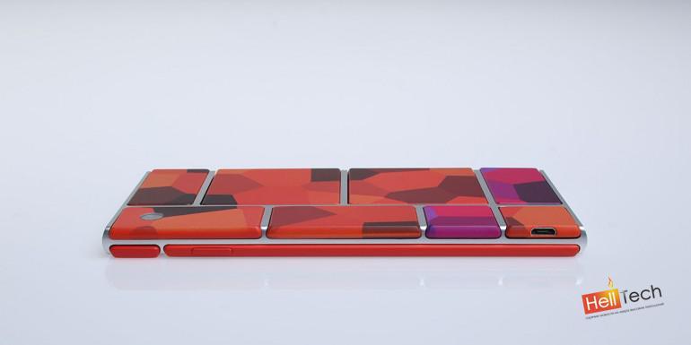 Проект Ara: взгляд Motorola на модульный смартфон