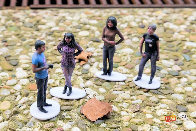Shapify использует Kinect для того, чтобы пользователи прямо из дома могли создавать свои 3D Mini-Me