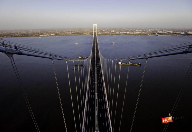 Мост Тайжоу завоевал высшую медаль по проектированию зданий и сооружений