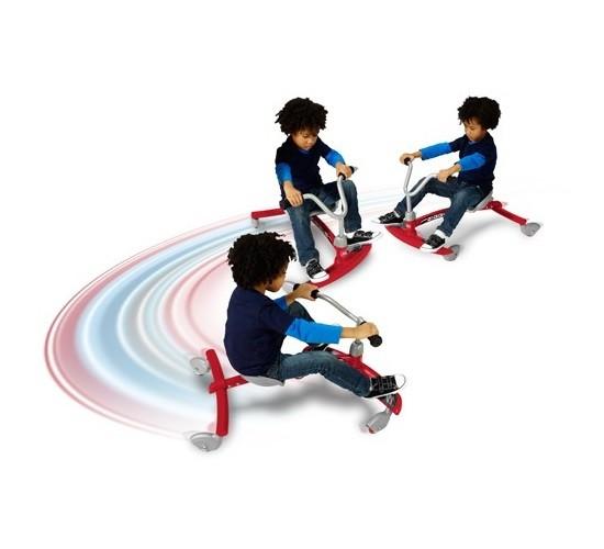 Ziggle - Зигзагообразные движения, как новый способ привода.